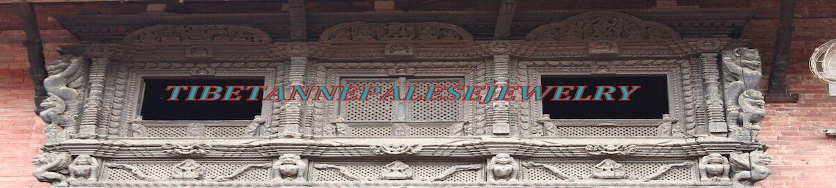 Tibetan Nepalese Jewelry