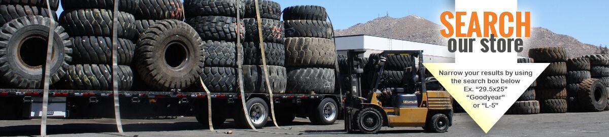 Proven Parts OTR Tires