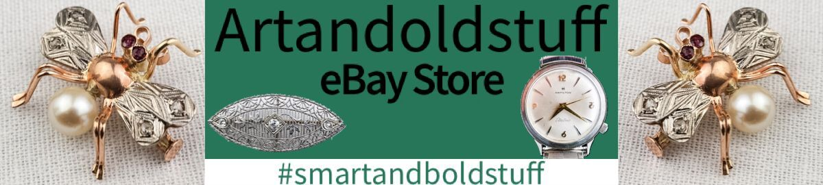 Artandoldstuff on eBay