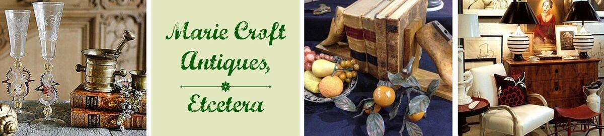 Marie Croft Antiques-Etcetera