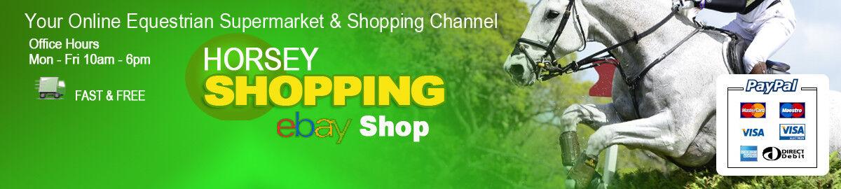 Horsey Shopping Ebay Tack Shop
