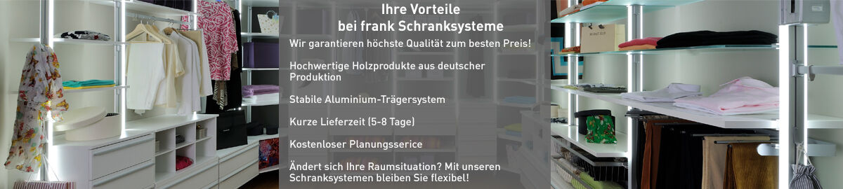 frank schranksysteme