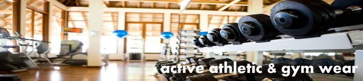 active athletic & gym wear
