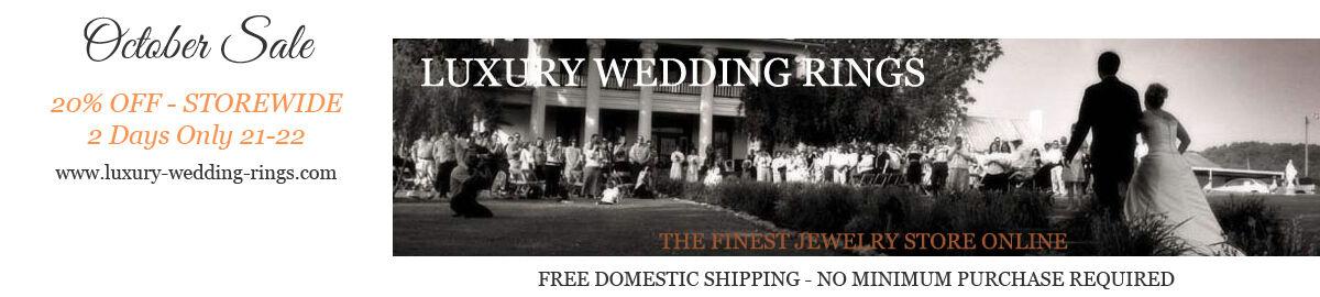Luxury Wedding Bands Rings