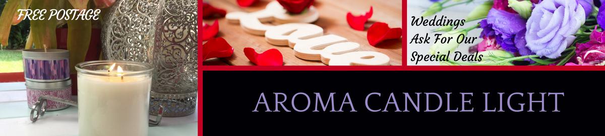 Aroma Candle Light