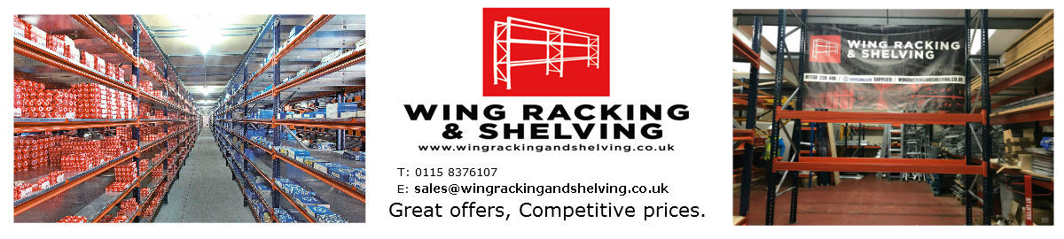 Wing Racking and Shelving