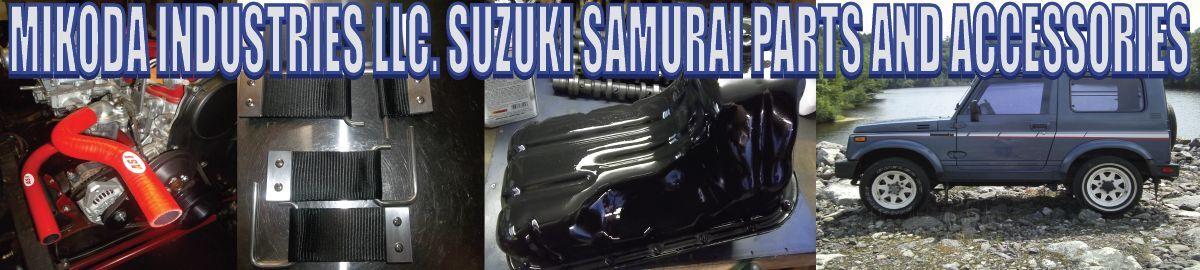 STICKS-N-STONES 4X4 SUZUKI SAMURAI