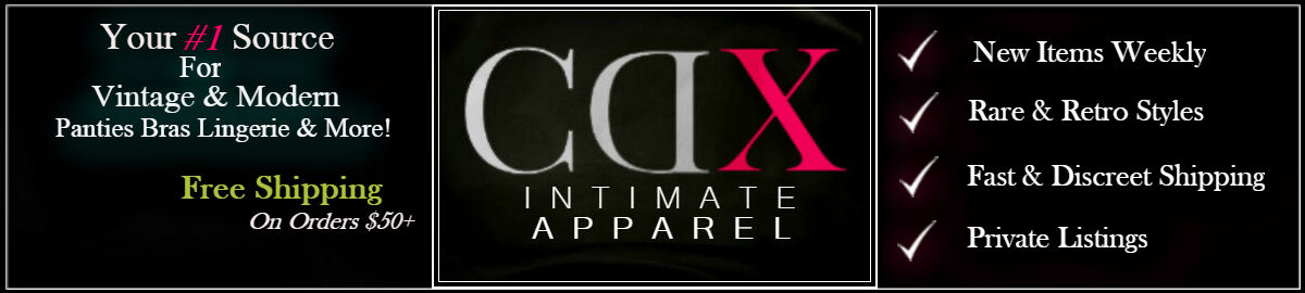 CDX Intimate Apparel