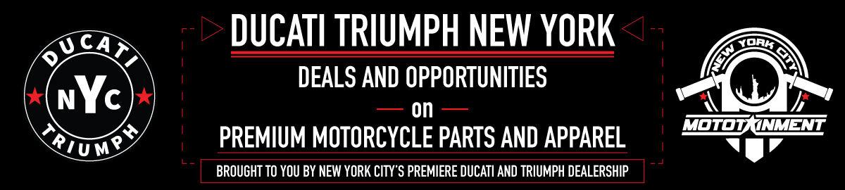 Ducati Triumph New York