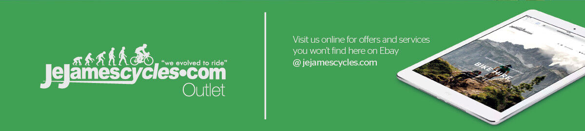 JE James Cycles Outlet Store
