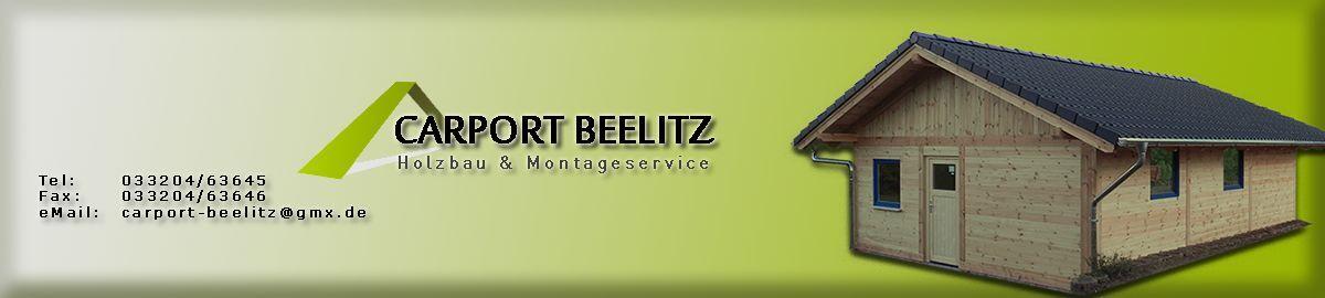 Carport Beelitz