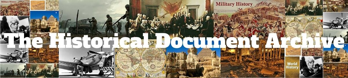 The Historical Document Archive
