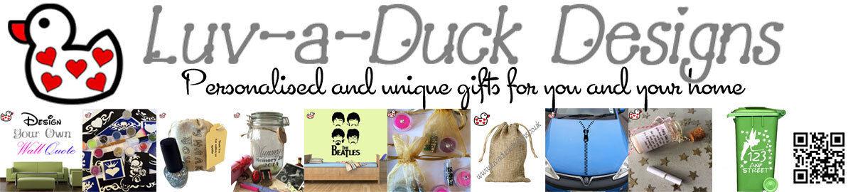 Luv-a-Duck Designs
