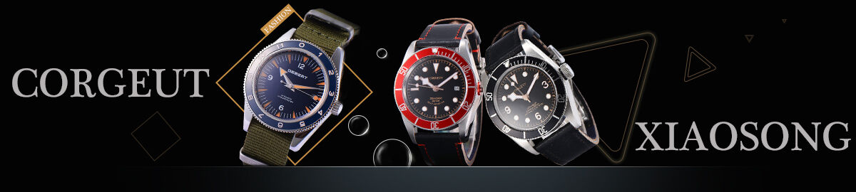Parnis Watches