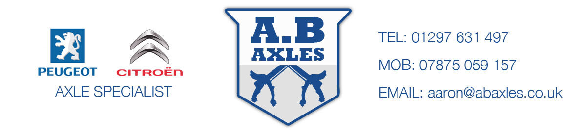 AB Axles - Car Rear Axle Specialist