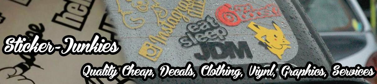 Sticker-Junkies