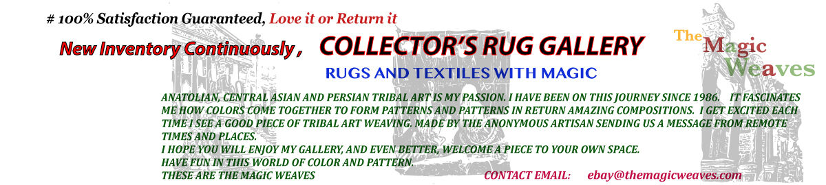 The Magic Weaves Rugs and Textiles
