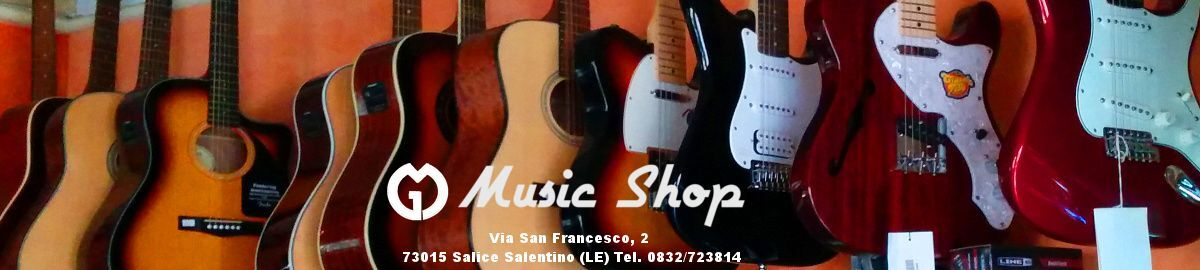 GM MUSIC SHOP