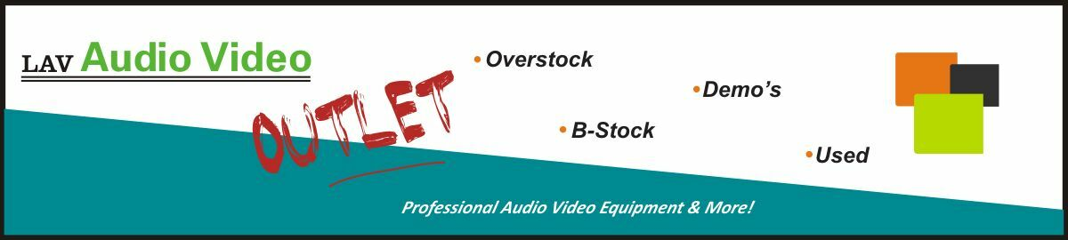 LAV Audio Video Outlet