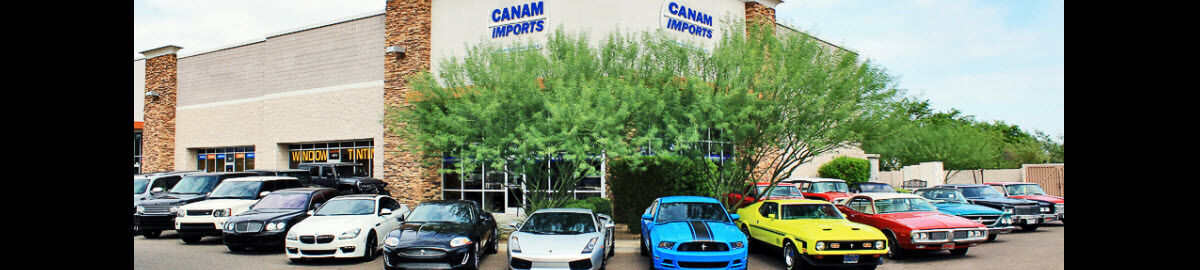 Canam Imports and Motorsports