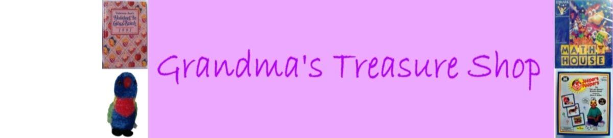 Grandma s Treasure Shop