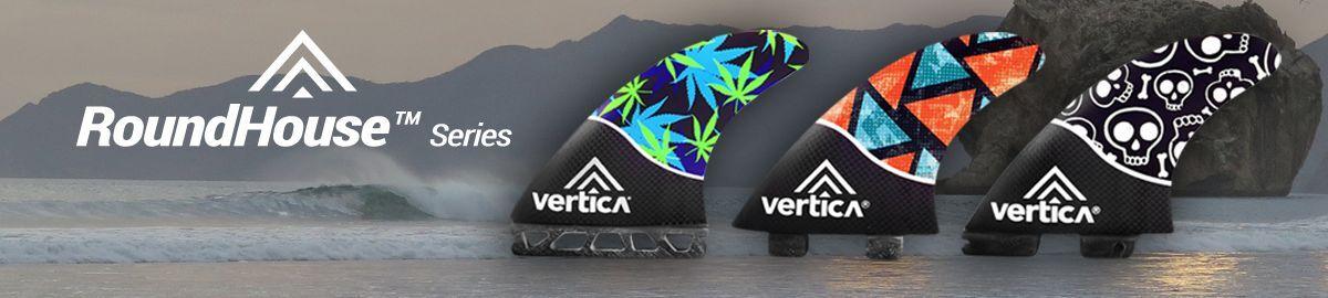 Vertica Surfboard Fins & Surf Gear