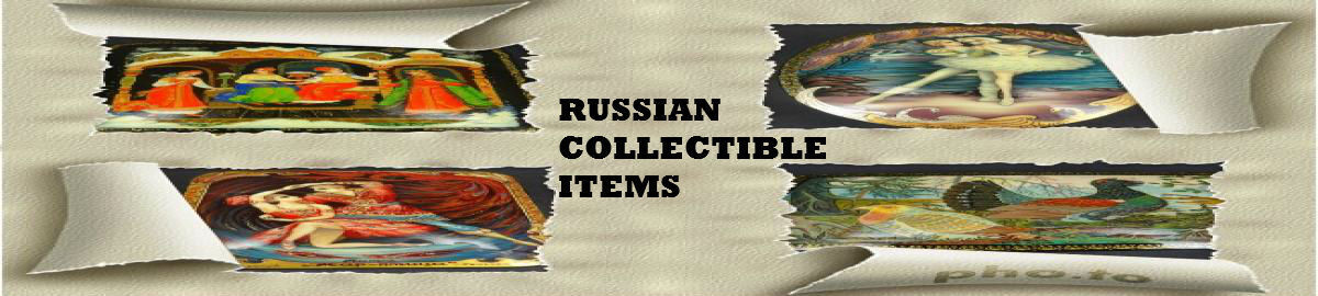 Russian Collectible Items