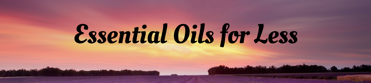 Essential Oils for Less