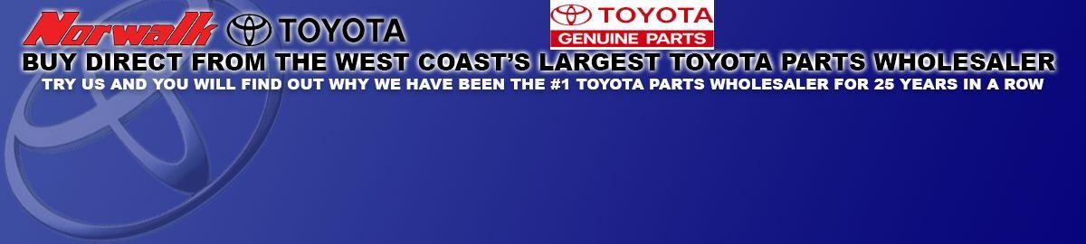 Norwalk Toyota Parts Center