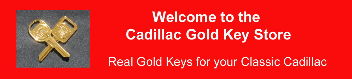 Cadillac Gold Keys
