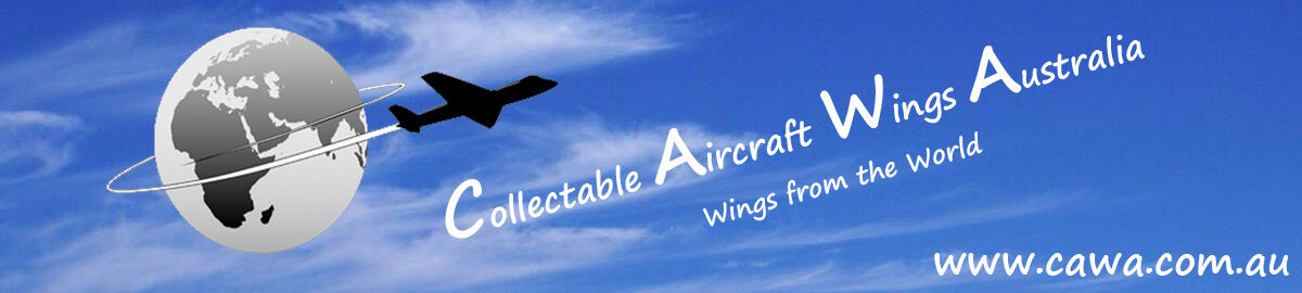 Collectable Aircraft Wings AU