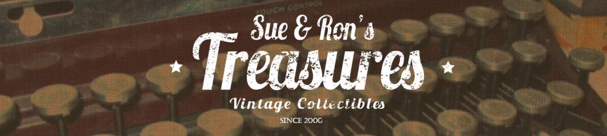 Sue and Ron's Treasures