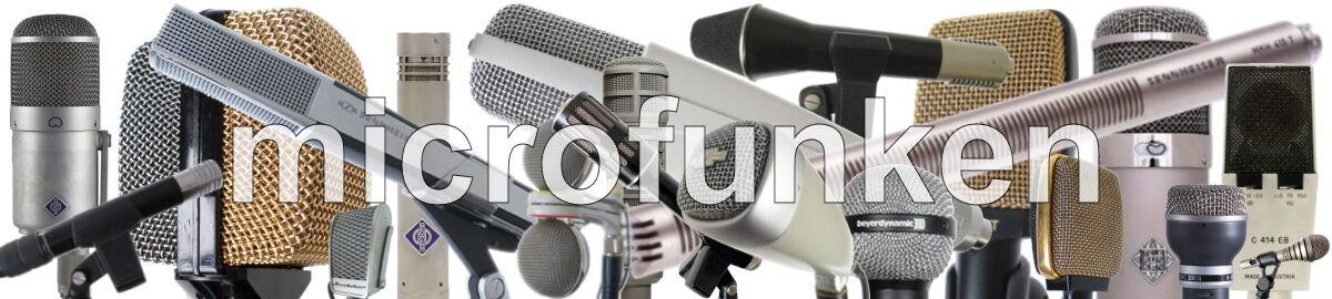 microfunken vintage mics