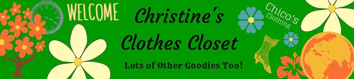 Christine s Clothes Closet