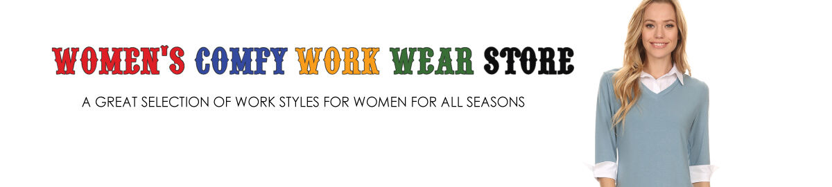 US WOMENS COMFY WORK WEAR STORE