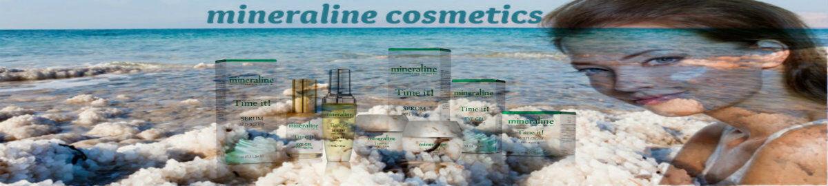 Mineraline-Dead Sea Cosmetics