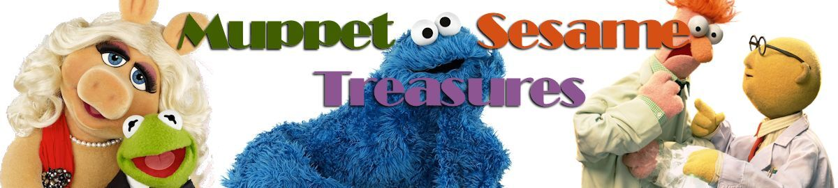 Muppet Sesame Treasures