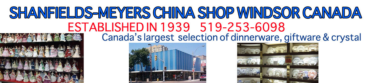 Shanfields-Meyers China Shop