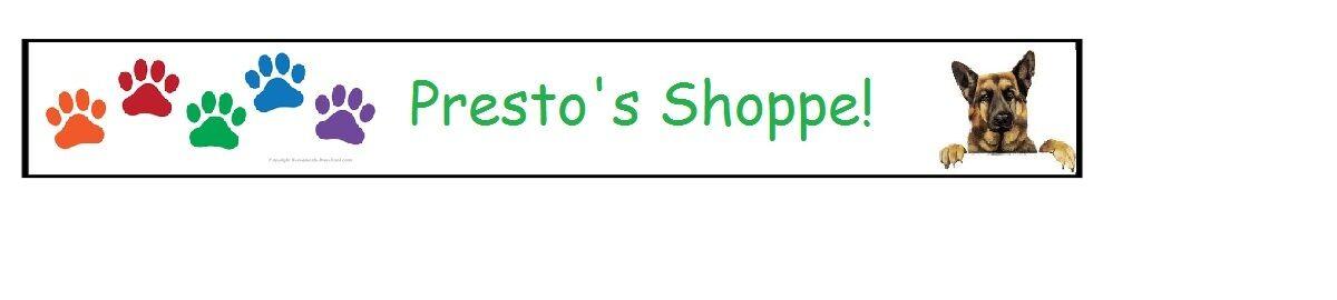 Presto's Shoppe