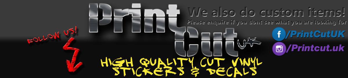 PrintCut Decals