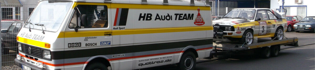 QUATTROS RALLEY TEAM - SHOP