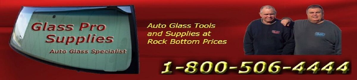 Glass Pro Supplies