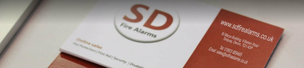 SD Fire Alarms 01803 659465
