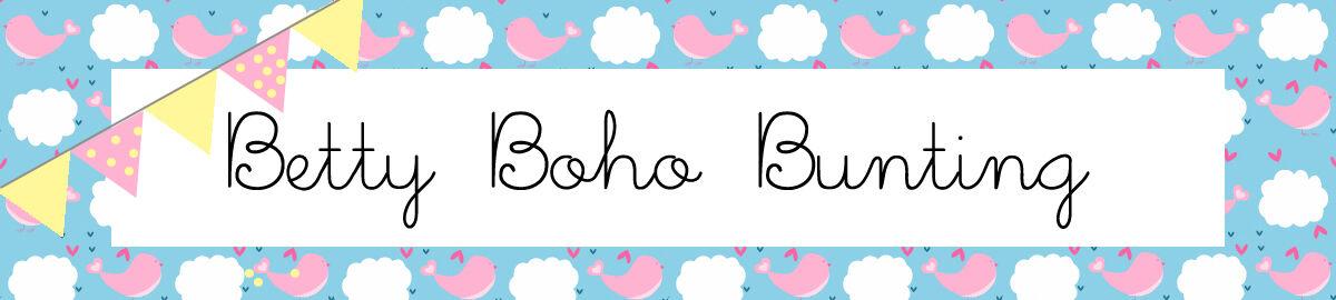 Betty Boho Bunting