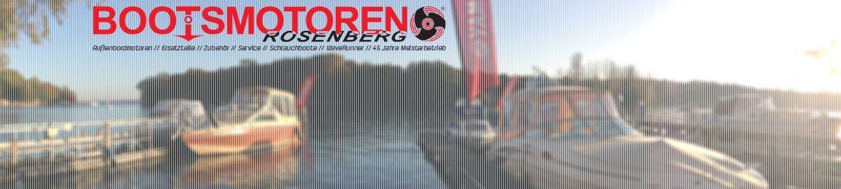 Bootsmotoren Rosenberg
