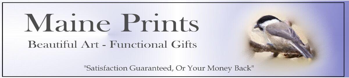 Maine Prints