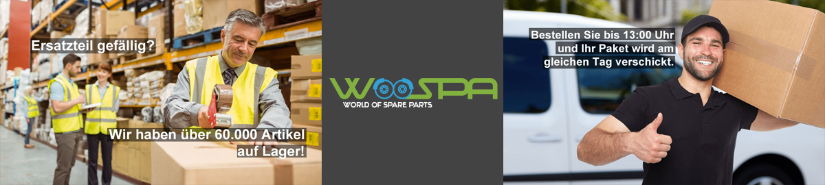 Woospa - World Of Spare Parts