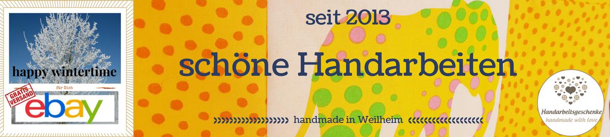 Handarbeitsgeschenke ❤ handmade
