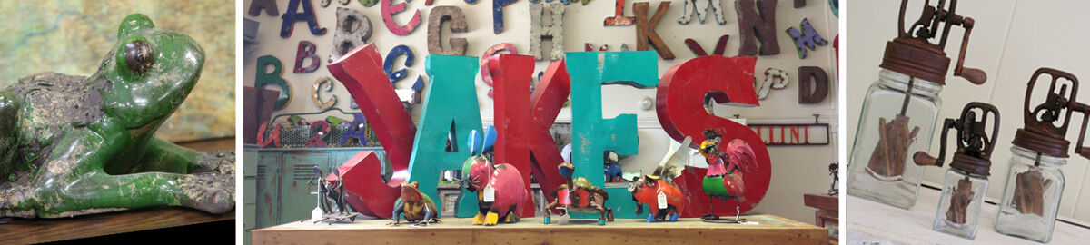 Jake's Antiques, Yard Art & Repros