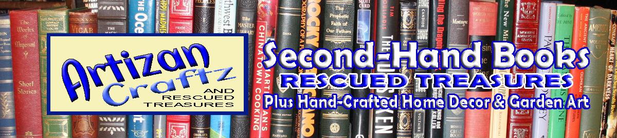 ArtizanCraftz and Rescued Treasures